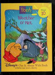 Cover of: Weather or not