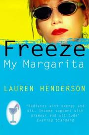 Cover of: Freeze My Margarita |