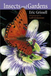 Cover of: Insects and gardens