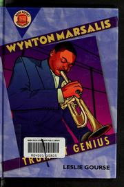 Cover of: Wynton Marsalis | Leslie Gourse