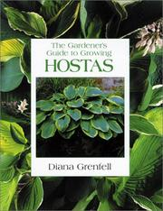 Cover of: Hostas