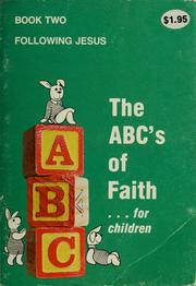 Cover of: The ABC's of faith