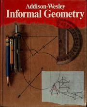 Cover of: Addison-Wesley informal geometry