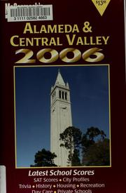 Alameda County & Central Valley 2006 by Don McCormack