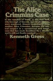an analysis of the alice crimmins case