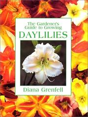 Cover of: Daylilies