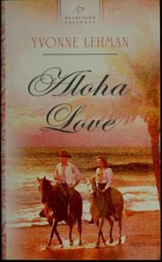 Cover of: Aloha love