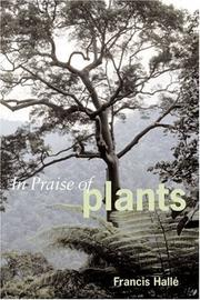 Cover of: In Praise of Plants |