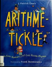 Cover of: Arithme-tickle
