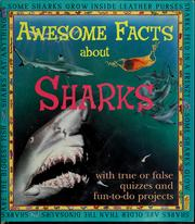 Cover of: Awesome facts about sharks