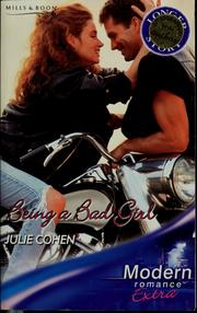 Cover of: Being a bad girl