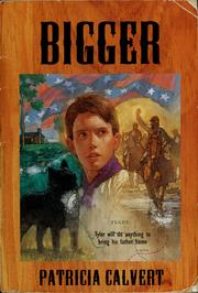 Cover of: Bigger