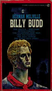 Cover of: Billy Budd and Other Tales