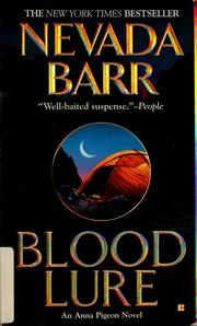 Cover of: Blood lure