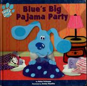 Cover of: Blue's Big Pajama Party (Blue's Clues)