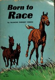 Cover of: Born to race