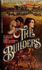 Cover of: The builders | Jeanne Sommers