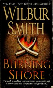 Cover of: The burning shore