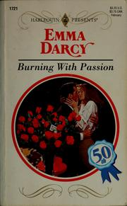 Cover of: Burning With Passion