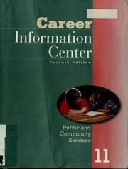 Cover of: Career information center | Richard Lidz