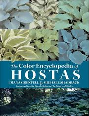 Cover of: The color encyclopedia of hostas