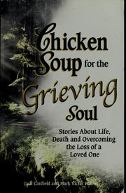 Cover of: Chicken soup for the grieving soul