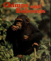 Cover of: Chimps and baboons