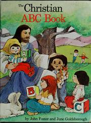 Cover of: The Christian ABC book | John Foster