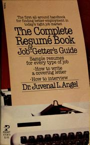 Complete resume book