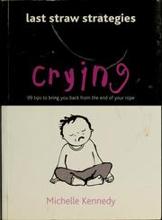 Cover of: Crying | Michelle Kennedy