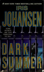 Cover of: Dark summer | Iris Johansen