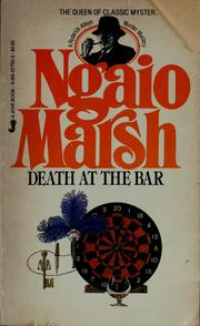 Cover of: Death at the Bar (Roderick Alleyn #9) | Ngaio Marsh