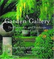Cover of: Garden Gallery | George Little