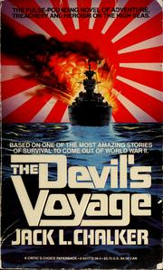 Cover of: The devil's voyage