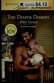 Cover of: The diaper diaries | Abby Gaines