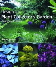Cover of: Design in the Plant Collector's Garden