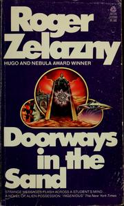 Cover of: Doorways in the Sand