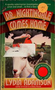 Cover of: Dr. Nightingale comes home
