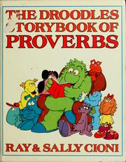 Cover of: The Droodles storybook of Proverbs | Ray Cioni