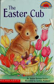 Cover of: The Easter cub