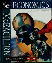 Economics by William A. McEachern