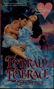Cover of: Emerald embrace