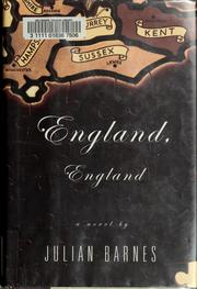 Cover of: England, England