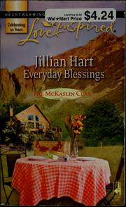 Cover of: Everyday Blessings