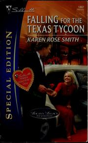 Cover of: Falling for the Texas tycoon