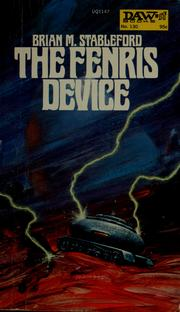 Cover of: The Fenris Device
