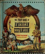 Cover of: The first book of American expansion