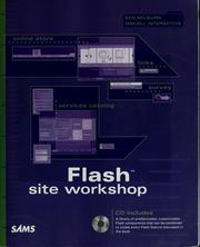 Cover of: Flash site workshop
