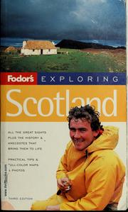 Cover of: Fodor's exploring Scotland
