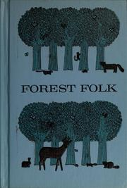 Cover of: Forest folk | Mary Buff